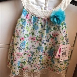 Other - Cute floral toddler dress